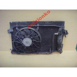 Chłodnica klimatyzacji i wentylator Land Rover Chłodnice klimatyzacji
