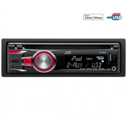 Radioodtwarzacz CD/MP3/USB/iPod KD-R521E...