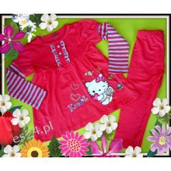 HELLO KITTY tunika+legginsy 2cz104(3-4L)ŁOSOŚ