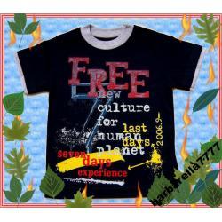 FREE koszulka104-110cm(4-5L)