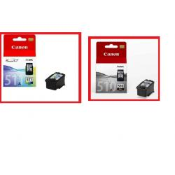 CANON PG510 + CL511 PIXMA  MX320 MX330 MX340 MX350
