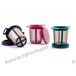 TEELI filtr do herbaty M czarny