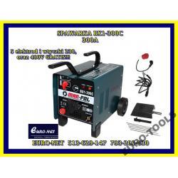 SPAWARKA TRANSFORMATOROWA 300A +WTYKI 230/400V GW~