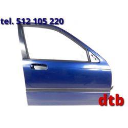 DRZWI PRAWE PRAWY PRZÓD CIVIC VI 5D 95-01 B77P Drzwi
