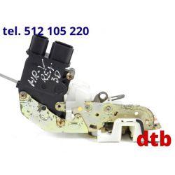 ZAMEK DRZWI PRAWY PRZÓD HONDA HR-V 3D 5D 99-05 Zamki, wkładki, kluczyki