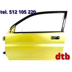 DRZWI LEWE HONDA HRV HR-V 99-05 3D 3 DRZWI Y-57M Drzwi