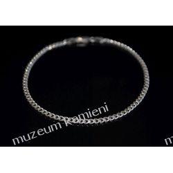 Srebrna bransoleta klasyczna B174