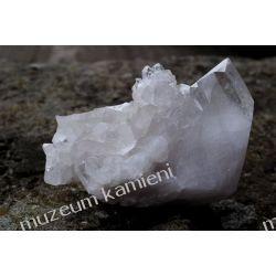 Kryształ górski MIN25 szczotka krystaliczna * piękna