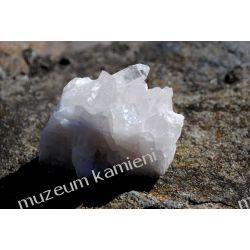 Kryształ górski MIN37 szczotka krystaliczna