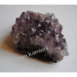 Ametyst szczotka krystaliczna MIN34
