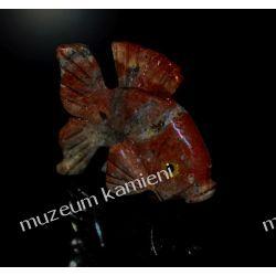 Ryba - piękna figurka z jaspisu F01