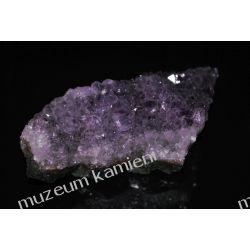 Ametysty - piękna szczotka krystaliczna MIN45