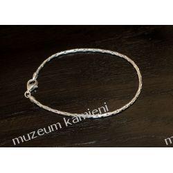 Bransoleta ze srebra B181 - 18,8 cm