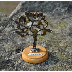 Drzewko z bursztynami DBUR02