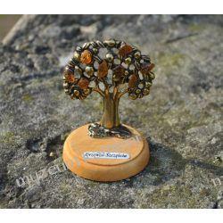 Drzewko z bursztynami DBUR01