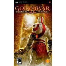 PSP God of War Chains of Olympus PREZENT SKLEP FV