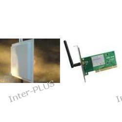 Panel 18dBi.+karta TP-LINK TL-WN551G