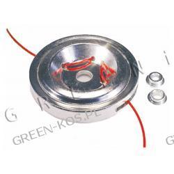 Uniwersalna głowica aluminiowa, montowana jak tarcza tnaca