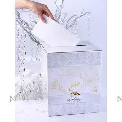 Pudełko na koperty z życzeniami, telegramy PUDT2 / 1szt Zaproszenia, zawiadomienia