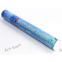 Tuba strzelająca kolorowym konfetti / 40cm Zaproszenia, zawiadomienia