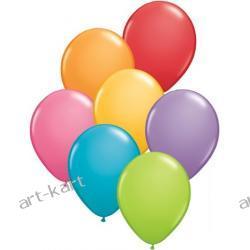 """Balony 14"""" BELBAL pastelowe MIX / 100szt Zaproszenia, zawiadomienia"""