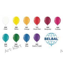 """Balony 12"""" BELBAL crystal / 100szt jednokolorowych Zaproszenia, zawiadomienia"""