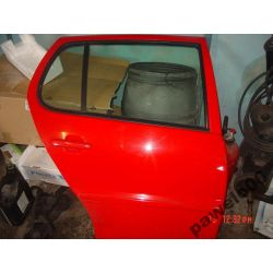 DRZWI TYLNE PRAWE VW POLO 6N2 LIFT LP3G SUPER STAN