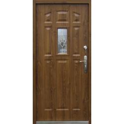 Drzwi antywłamaniowe stalowe SIGMA LUX