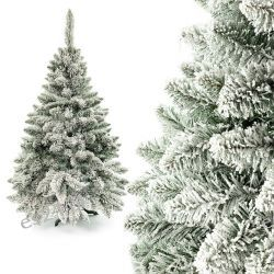 Choinka sosna ze śniegiem 220 cm