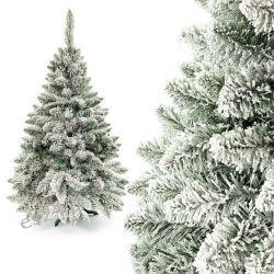 Choinka sosna ze śniegiem 160 cm
