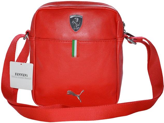 9743bfef43550 Ferrari Puma Torba Saszetka Świetny Model !!!!!
