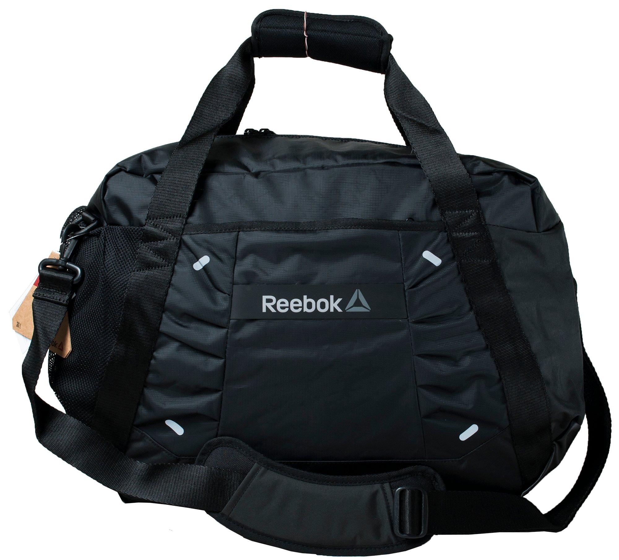 6cfeab6505ec5 Reebok Torba Fitness Wyjątkowa Praktyczna Lekka