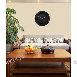 Zegar ścienny 35cm 3D