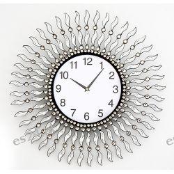 Zegar Cristal Sunburst 53 cm