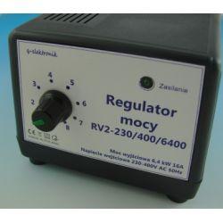 Regulator spawarki,  napięcia, mocy, obrotów 6,4kW