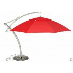 Parasol Ogrodowy Ibiza 4,2 m - Czerwony