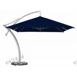 Parasol Ogrodowy Ibiza Quattro 3,5x3,5 m - Navy Ciemny