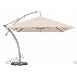 Parasol Ogrodowy Ibiza Quattro 3,5x3,5 m - Natural