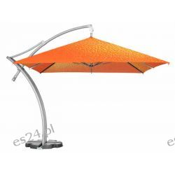 Parasol Ogrodowy Ibiza Quattro 3,5x3,5 m - Orangina