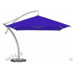 Parasol Ogrodowy Ibiza Quattro 3,5x3,5 m - Reflex Blue