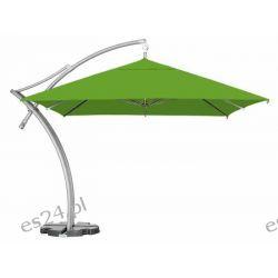 Parasol Ogrodowy Ibiza Quattro 3,5x3,5 m - Apple Green