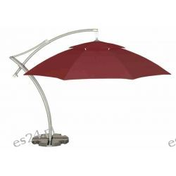 Parasol Ogrodowy 4,2 m - Burgundy