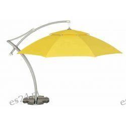 Parasol Ogrodowy 4,2 m - Żółty