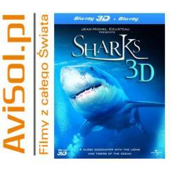 IMAX Sharks Rekiny (Blu-ray 3D + Blu-ray)