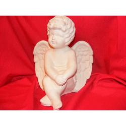 Anioł siedzący -duży