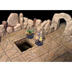 Rock Cavern Root  150 elementów
