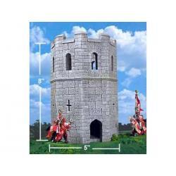 Ośmiokątna wieża