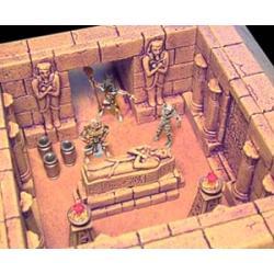 Wnętrze piramidy-NOWOŚĆ Akcesoria