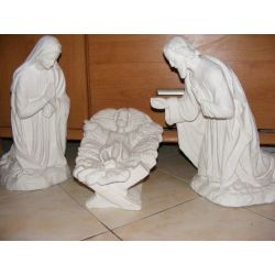 Duże figurki do szopki cena dotyczy 3 figurek