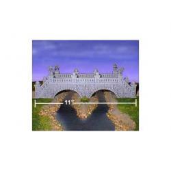 Traveler's Bridge-220 cegiełek